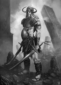 celtic warrior by cornwainer on DeviantArt
