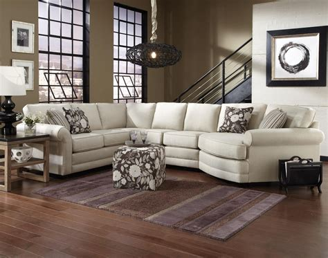 Brantley 5 Seat Sectional Sofa With Cuddler By England Kitchen Appliances Seattle Pantry Cabinet With Pull Out Shelves Outdoor Kitchens Fireplace Order Cabinets Small Remodeled Chair Step Stool Mocha Decor Hand Towel Holder