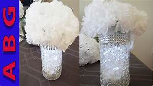 Dollar Store Beautiful Diy Flower Centerpiece With Orbeez