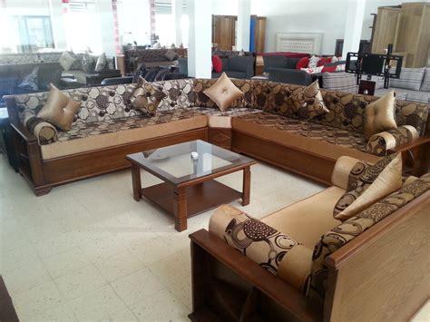 canapé marocain prix à coin simple meubles et décoration tunisie