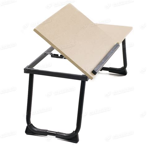 portable folding stand laptop desk wooden bed tray