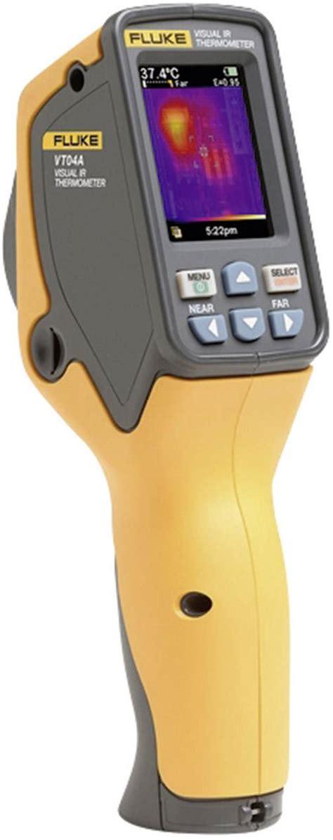 fluke vta infrarood thermometer kalibratie dakks  tot   pyrometer conradnl