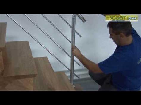 escalier galvanise en kit montage d un escalier contemporain en kit auvergne droit