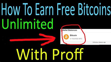 Perhaps one of the most overlooked ways to make money with bitcoin is through. Earn free Bitcoin from Internet | Live Demo | 1 Bitcoin= 2 Lakh Rupees| by tech & education ...