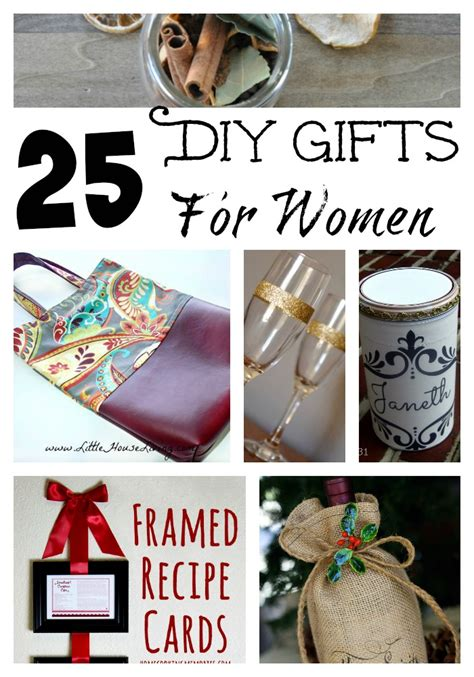 diy presents for diy gifts for women webwoud
