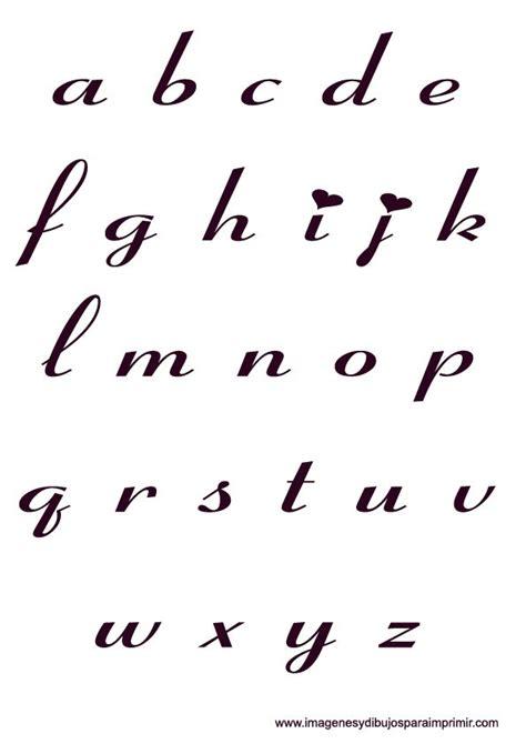 letras bonitas cursivas buscar con moldes search
