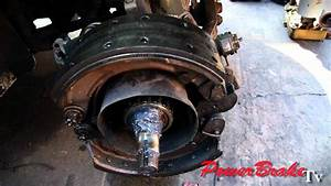 British Leyland Bus Brakes  Air  Hydraulic Conversion On