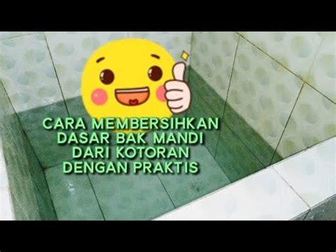 Adanya sebuah bak di kamar mandi sangat penting sebagai tempat penampungan air. Cara Atasi Rembes Bak Mandi : Cara Ampuh Menguras Bak Kamar Mandi Super Bersih Tanpa Menggunakan ...