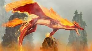 Fire Dragon Animated Wallpaper - DesktopAnimated com