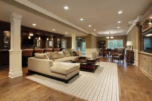 basement layouts 63 finished basement quot cave quot designs awesome pictures