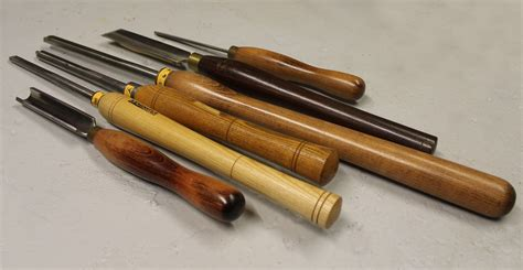 quick guide  basic woodturning tools