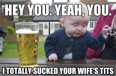 Drunk Baby Meme - drunk baby know your meme