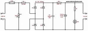 Transformerless Power Supply