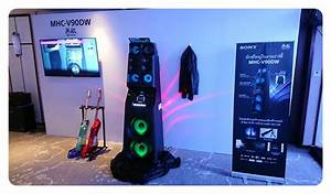 Sony MHC-V90DW High Power Home Audio System With party ...