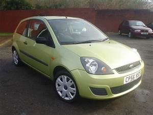 2006 Ford Fiesta 1 25 Style  Stunning Colour