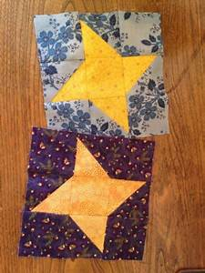 How To Make Email Templates Making A Friendship Star Quilt Block Thriftyfun