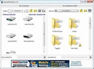 Free Facebook Photo Uploader For Windows: Upload2Facebook