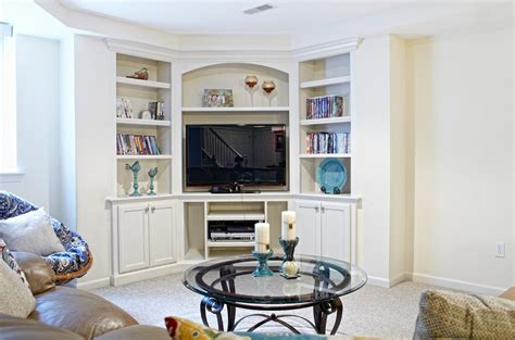 living room ideas with tv in corner when and how to place your tv in the corner of a room Small