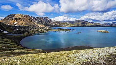 iceland frostastadavatn lake contact   bpreyre