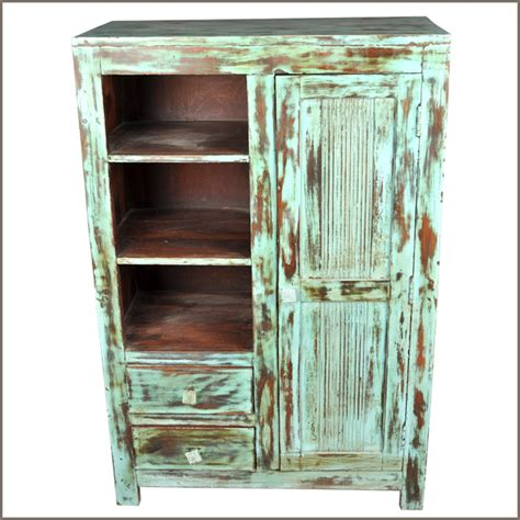 distressed armoires rustic reclaimed wood distressed chifferobe wardrobe