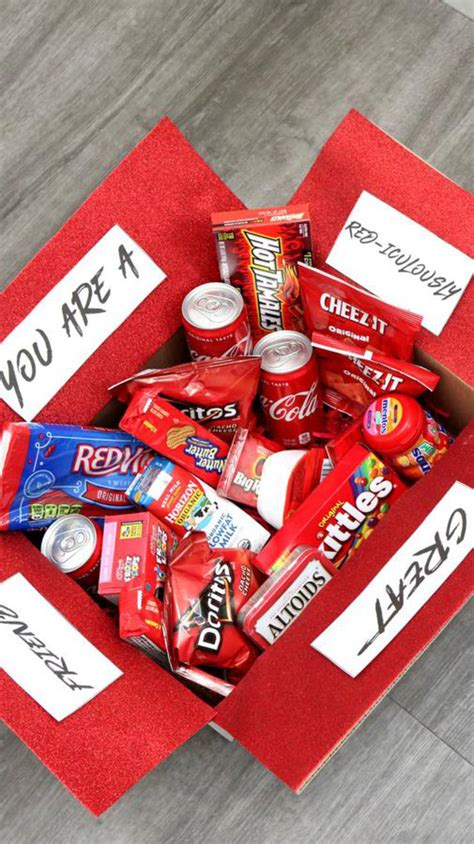 care package easy diy care package ideas homemade gift