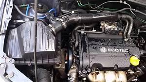 2006 Vauxhall Corsa C 1 2l Petrol Z12xep Engine Running