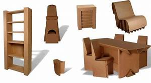 Meuble De Maison : des meubles en cartons pour sa maison ~ Teatrodelosmanantiales.com Idées de Décoration