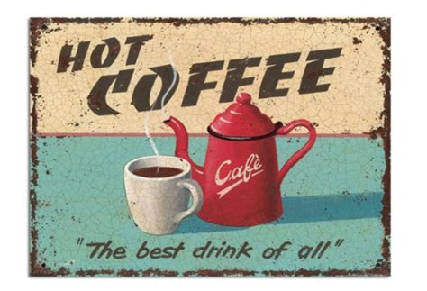 However, very few beverage prints have received as much attention or possess as much diversity as vintage coffee art has from modern artists and art appreciators. 17 Wish List Worthy Vintage Coffee Posters - CoffeeSphere