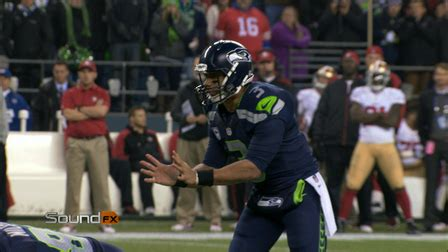 sound fx  nfc championship seahawks clinch super