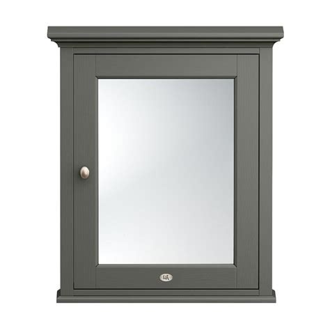 Downton Abbey Traditional Mirror Cabinet (650mm Wide