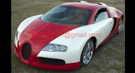 Mercury Cougar Becomes Bugatti Veyron