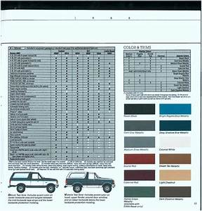 Trailer Light Wiring - 80-96 Ford Bronco