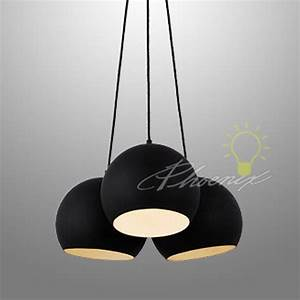 Modern black ball metal pendant lighting browse