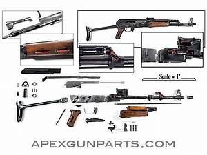 Cutaway Ak Kits Available At Apex  U2013 Forgotten Weapons
