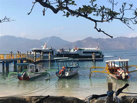 Fast Boat Lombok To Gili Air by The Gilis Are Open Lombok Earthquake Update