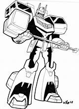 Coloring Transformers Pages Magnus Ultra Animated Prime Bumblebee Transformer Deviantart Beamer Printable Drawing Colouring Fan Funky Coloringpagesgreat Science Optimus Clip sketch template