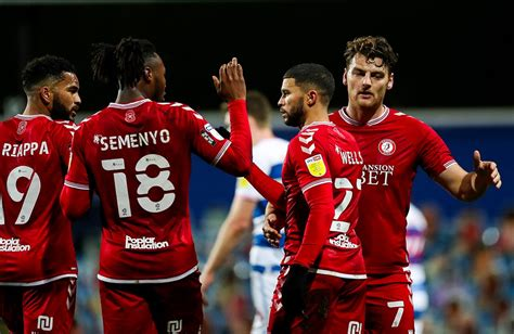 Numbers game: QPR (A) | Bristol City