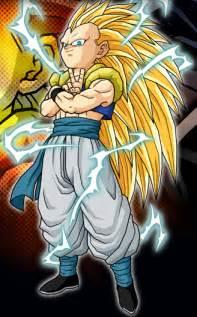 Dragon Ball Z Gotenks Super Saiyan 3