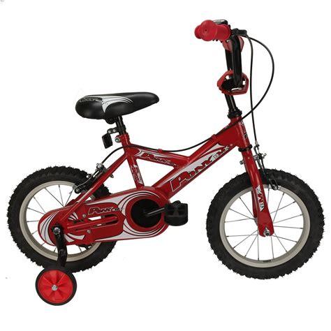 Pony 12 Inch Bmx Kids Bicycle  Red Jollymap