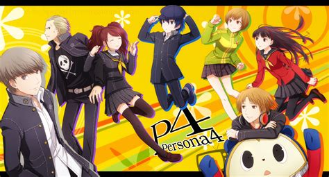 Persona 4 The Animation Wallpaper - persona 4 wallpaper and background image 1500x810 id