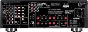 Yamaha Rx-v450 - Hi-fi Database