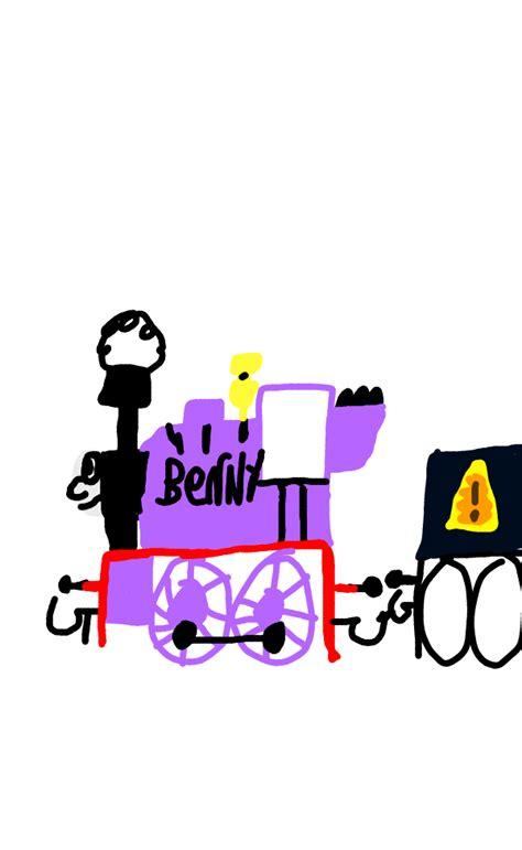 ttte oc benny the dynamite engine by gamzee the addiction on deviantart