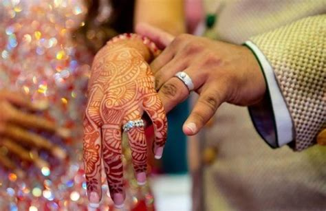 which is the correct and finger for wearing engagement ring for and in india quora