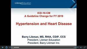 Cardiovascular Disease Icd 10