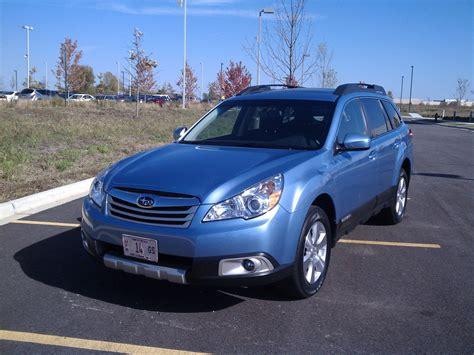 2011 Subaru Outback 3.6 Review