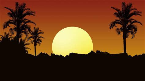 Free Image Hd by Sun Set Hd 1080p Free Sunset Background