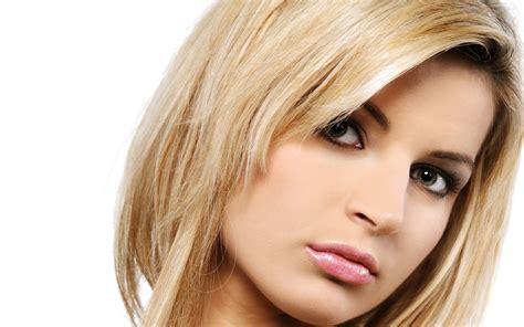 black color hair styles fondos de pantalla cara mujer modelo rubia pelo 4480