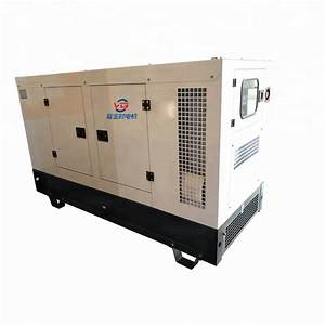 30kw 37 5kva Diesel Generator Manufacturers In Cheapest