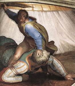 Traditional Catholic Versus Giant Goliath | Traditional ...