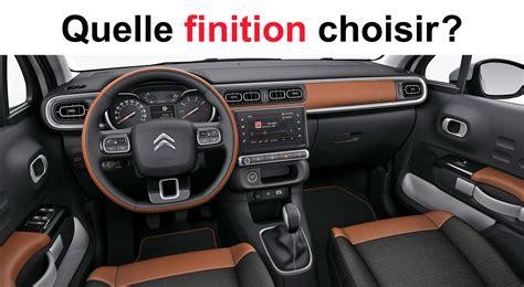 quelle siege auto choisir quelle finition choisir